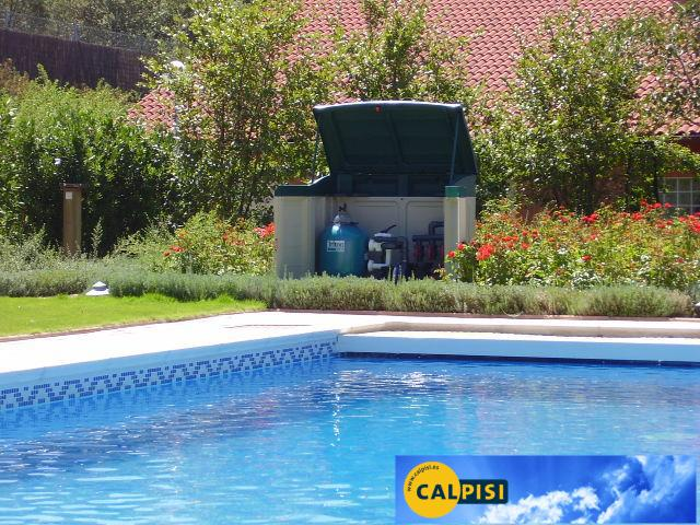 Depuradora piscina superficie for Bomba de agua para piscina