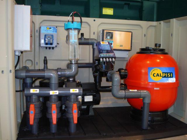 Equipos depuracion piscinas for Esquema depuradora piscina